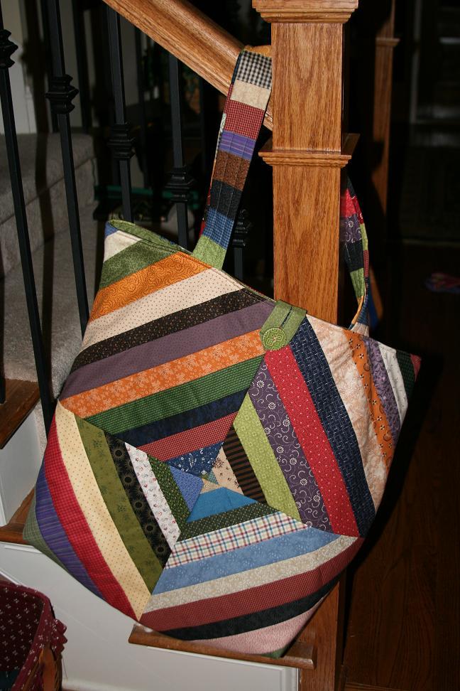 Quilt bag resized