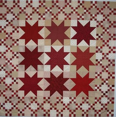 Red quilt 003 rs