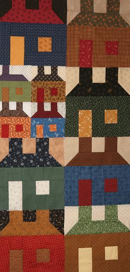 School & house quilt 001rs