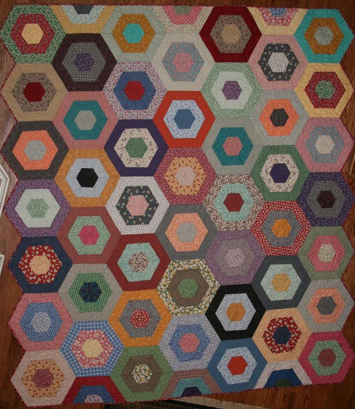 Merry Go Round Quilt 006rs