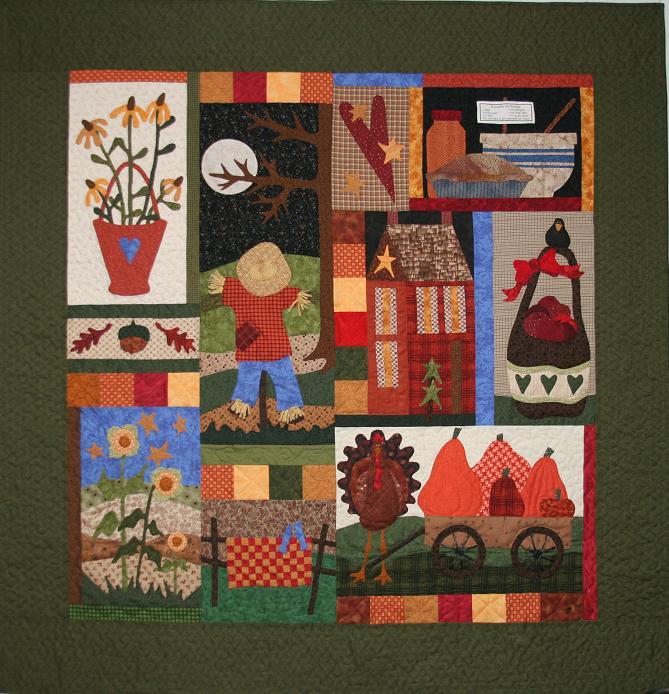 Autumn fun quilt 003rs