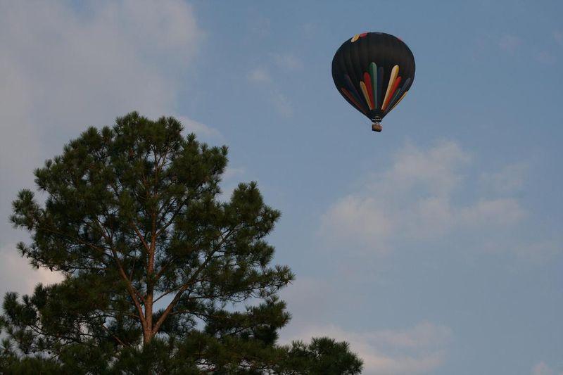 Hot air balloon rs
