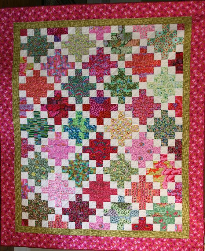 Pink quilt cr
